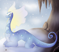 Aurorus by eeluminighty