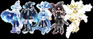 Pokemon Gijinka Adopts [1/5 OPEN]