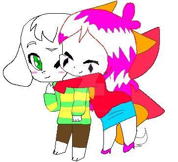 Hugs for Azzy! by KawaiiUrsaChan