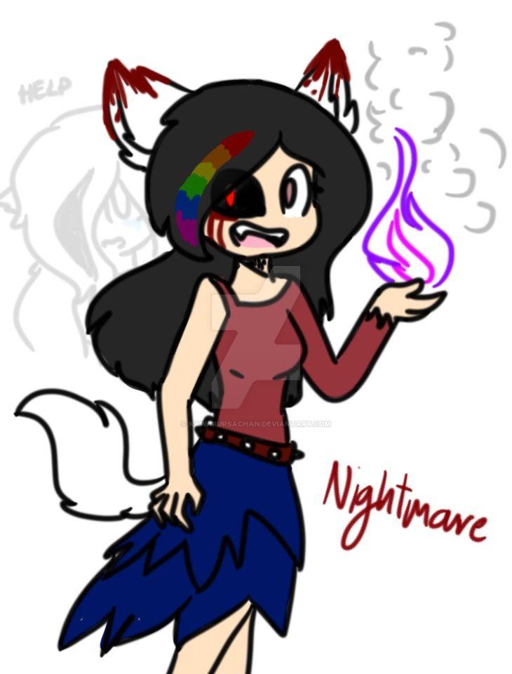 Nightmare by KawaiiUrsaChan