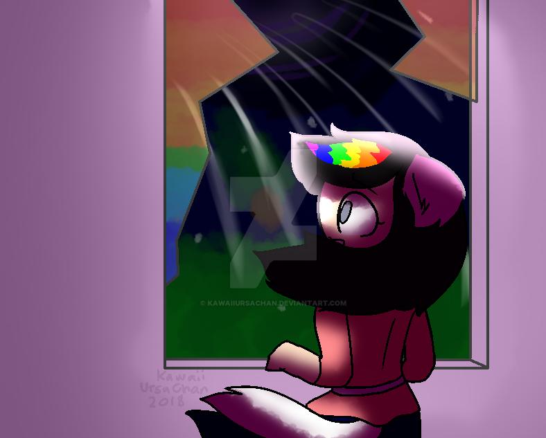Black hole [Princess Ursa] by KawaiiUrsaChan