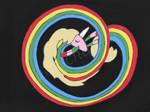 Request: Adventure Time / Lady Rainicorn :3 :3 :3 by fude-chan-art