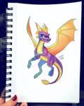 Spyro artwork