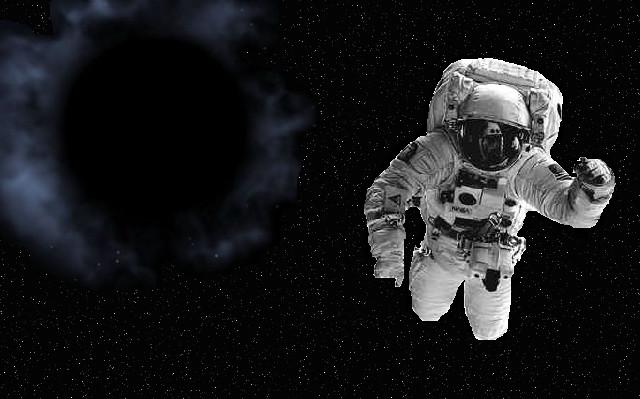 person sucked into a black hole - photo #13
