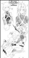 .:Mini Comic : KH-BBS Pt 2:. by KickBass77