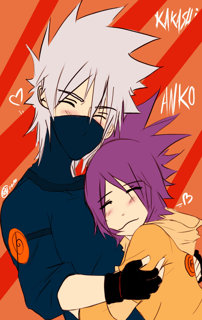 Anko and Kakashi - Bing images