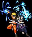 Naruto Sasuke Clash 2 by steffonbas