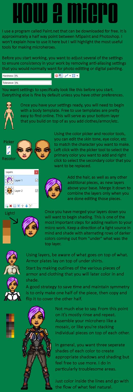 Micro Hero Guide by cptmeatman