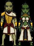 Kelgroz of Krelzekor: Legends of Sordehal