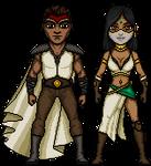 Zahir of Ora Dagor: Legends of Sordehal