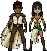 Zahir of Ora Dagor: Legends of Sordehal by cptmeatman