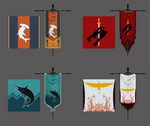 House Banners: Legends of Sordehal