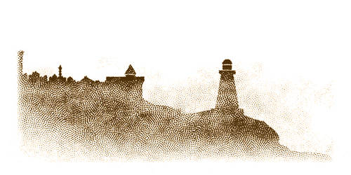 The Lighthouse at Fogport