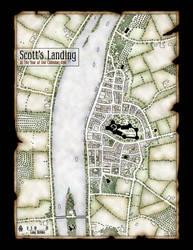 Scott's Landing Town Plan (Uresia) by Temphis