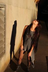 Rachel Dashae vs the Air Conditioner by Temphis