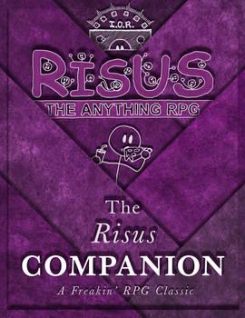 Risus Companion OBS Cover