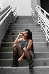 Rachel Dashae - Not Entirely Concrete by Temphis