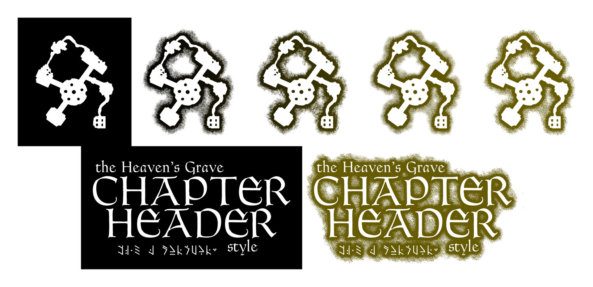 Uresia - Chapter Header Style