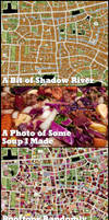 Shadow River: Horsing Around With Soup