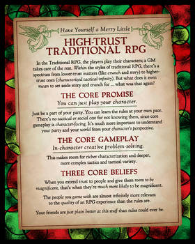 Have Yourself a Merry Little HTTRPG