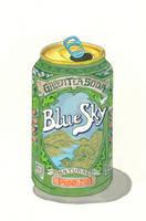 Blue Sky by izzi-poems