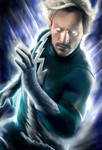 Quicksilver -Avengers by Sandy-reaper