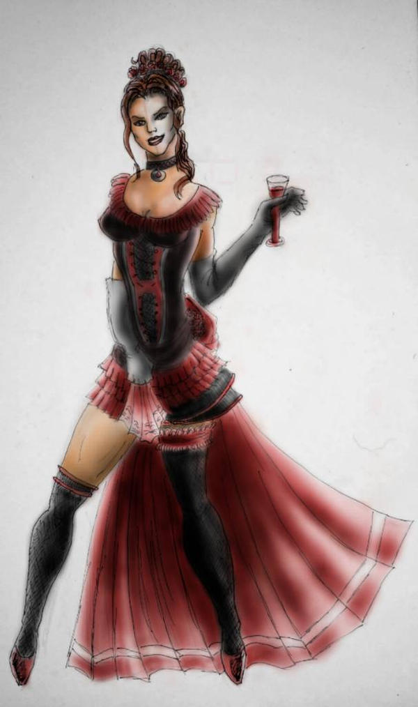 what is Typhoid Mary joined the Hellfire club by Sandy-reaper