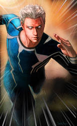 Quicksilver by Sandy-reaper