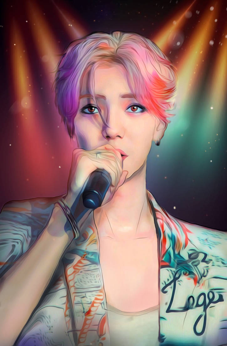 Luhan (commission) by Sandy-reaper