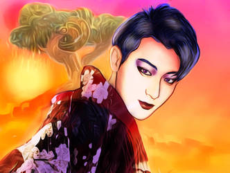 Tao -make up by Sandy-reaper