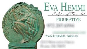 Eva Hemmi Business Card