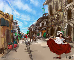 Welcome to Vigan by Muisha
