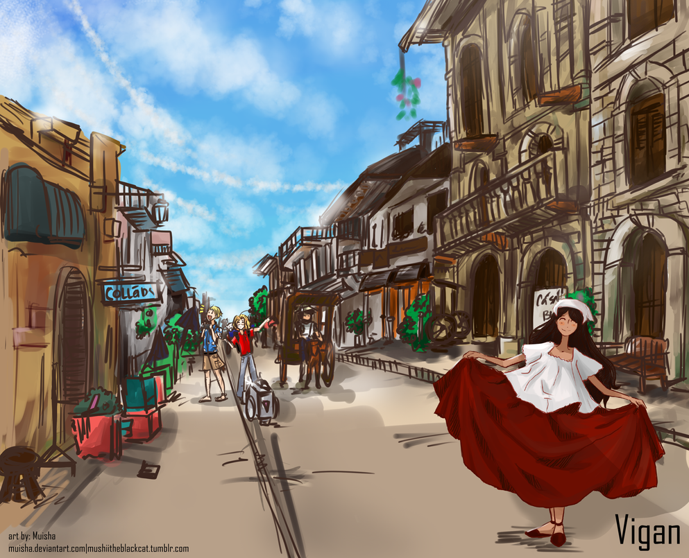 Welcome to Vigan by Muisha