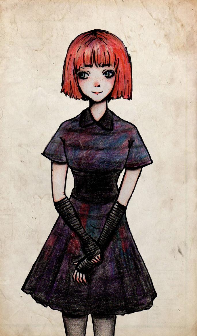 Sylvia Weiss by Muisha