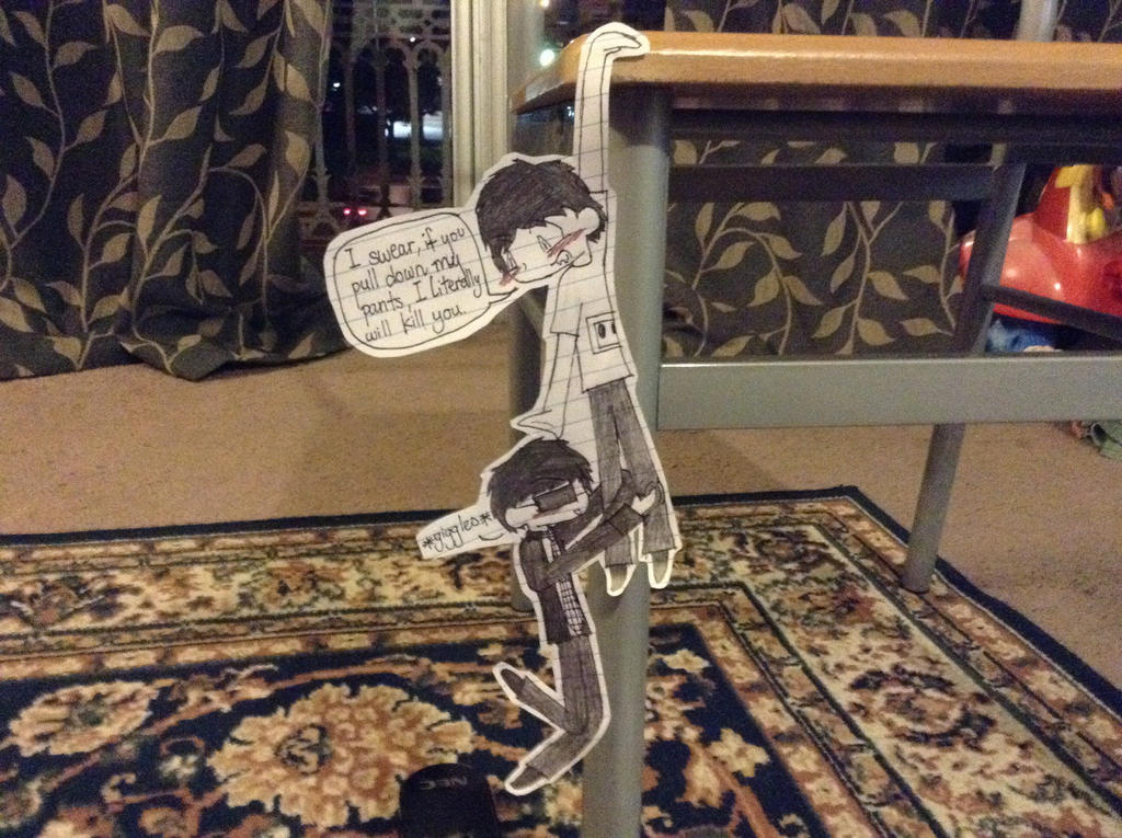 Doudil40 paper doll- Bodil, if you pull it down... by ...  Doudil40