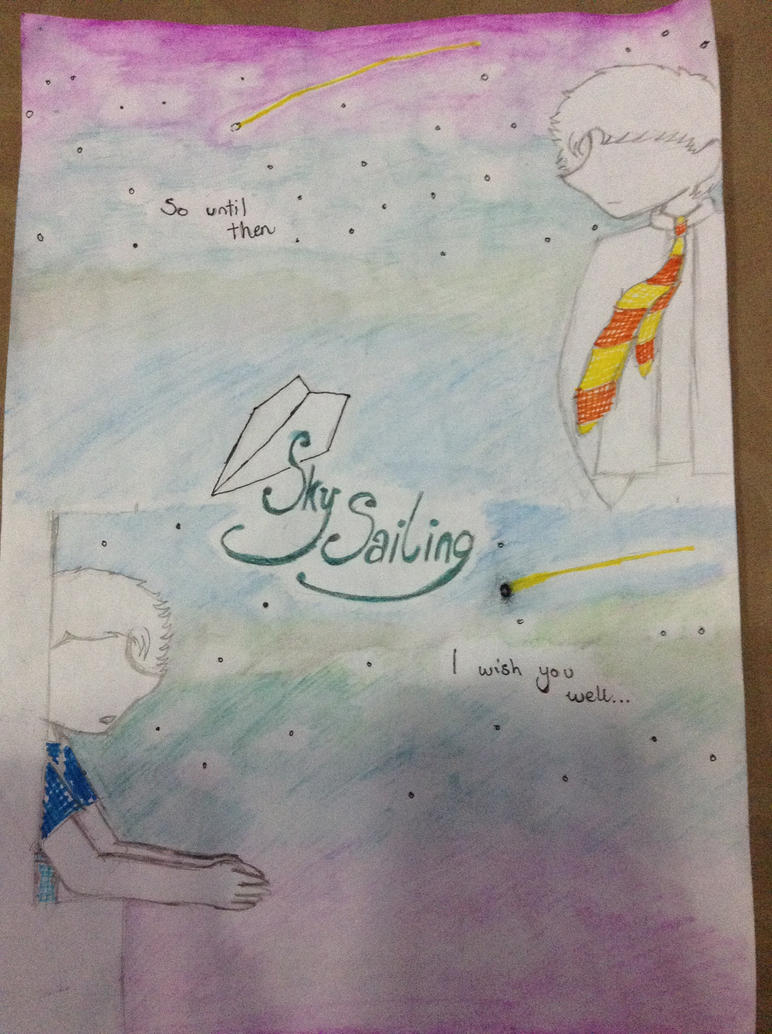 [Doudil40 crossover] Sky Sailing- Brielle #2 by Doug675 on ...  Doudil40