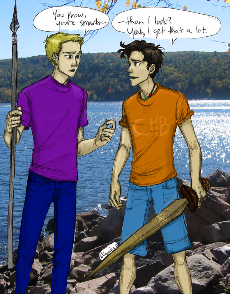Percy jackson and jason grace by burdge bug by juh1501 on deviantart percy jackson and jason grace by burdge bug by juh1501 voltagebd Image collections