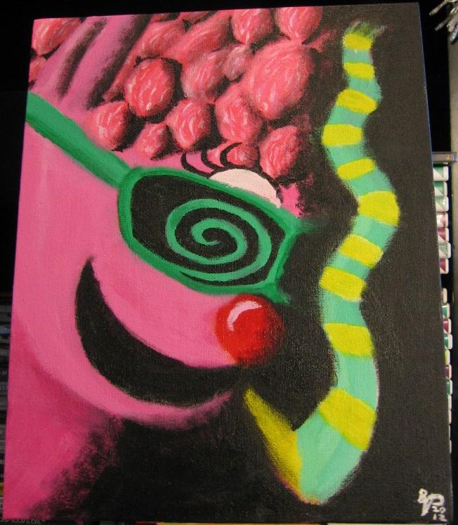 Circus Afro Noir by djpirtu