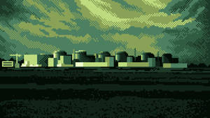 nuclear power plant 2020-11-04