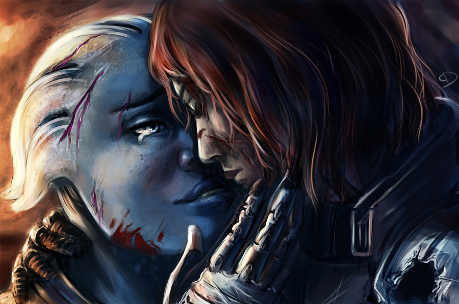 We did it, Shepard by Ma-rin