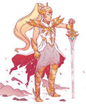 She-Ra, Holy Knight of Etheria