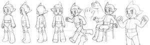 Astro Boy - Astro Petit Robot