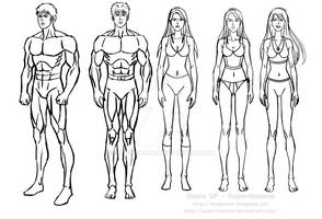 Sketch: Mens and Womens