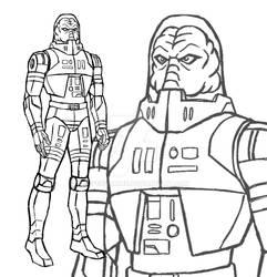 Robo Force Nazgar