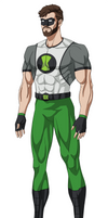 Ben 10K | Commissioned by omnitrix50, art by me.