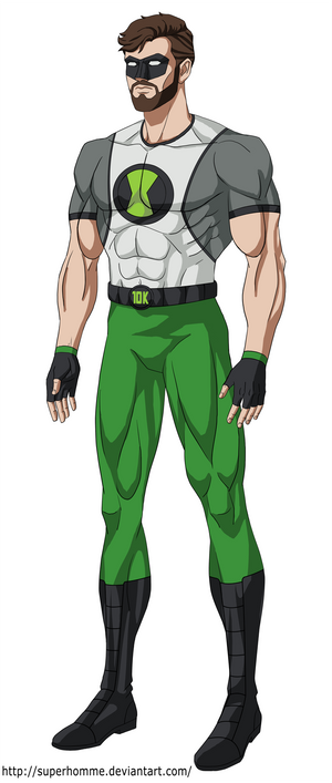 Ben 10K   Commissioned by omnitrix50, art by me.