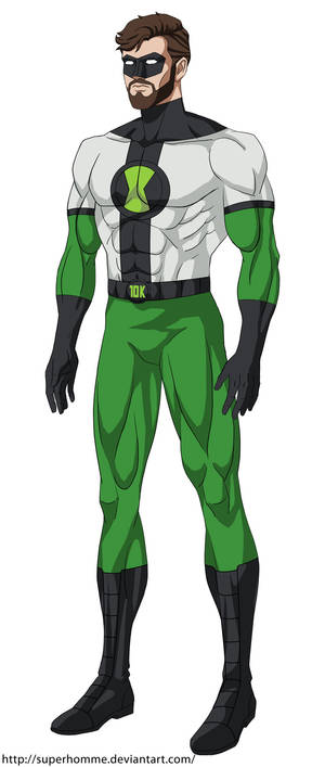 Ben 10K 2| Commissioned by omnitrix50, art by me.