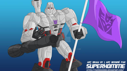 Megatron, leader of the Decepticons (Transformers)