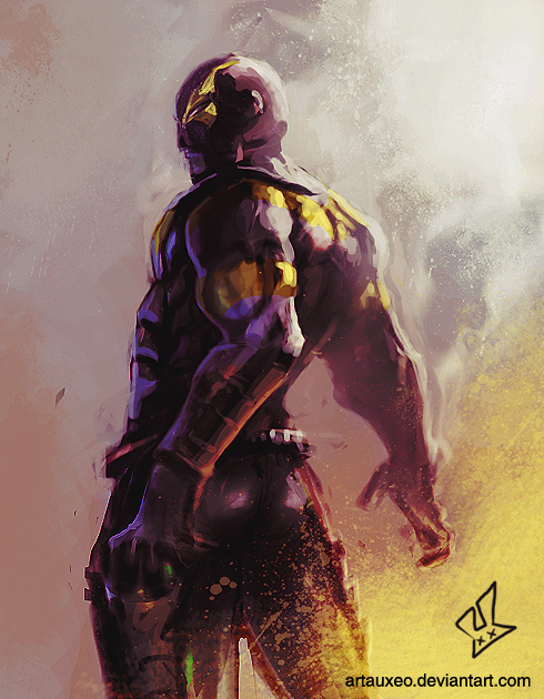 Phoenix Jones by artauxeo