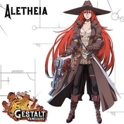 Aletheia by artauxeo